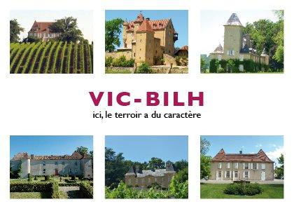 Carte postale Eglise Vic Bilh