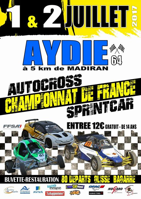 Auto cross 2017